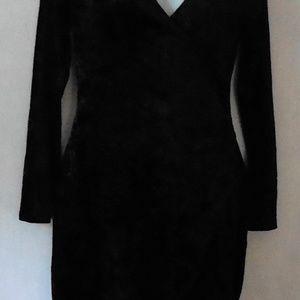 Charlotte Russe dress black M 7 9 EUC